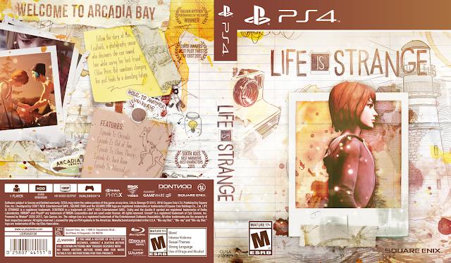 Capa Life Is Strange PS4