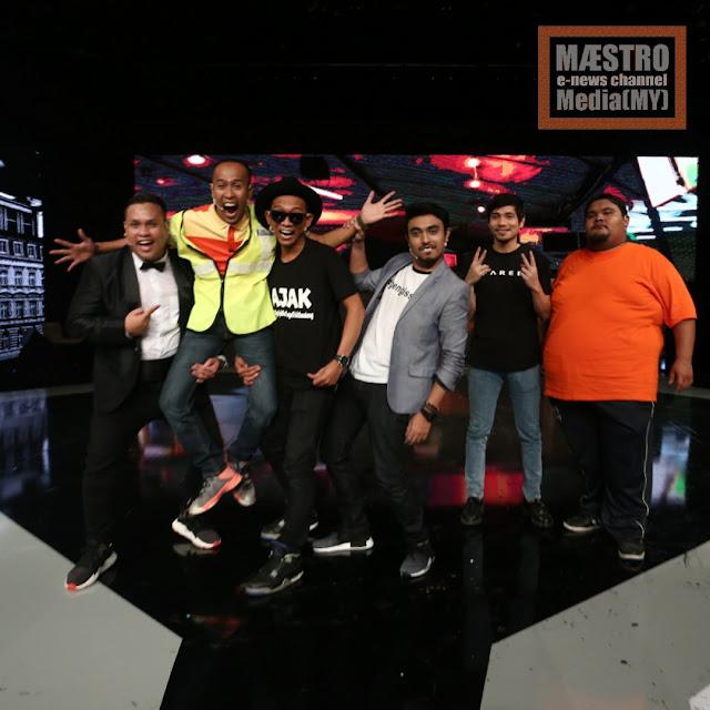 bintang bersama bintang - maestro media my