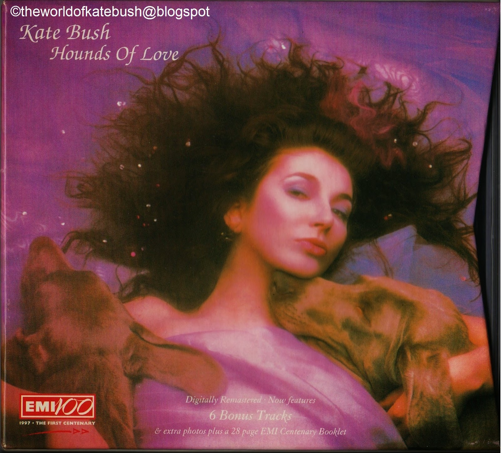 THE WORLD OF KATE BUSH: Hounds Of Love (Remastered 1997)