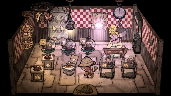 Don't Starve Hamlet PC Game