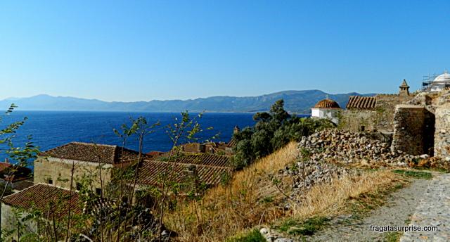 Monemvasia, Grécia