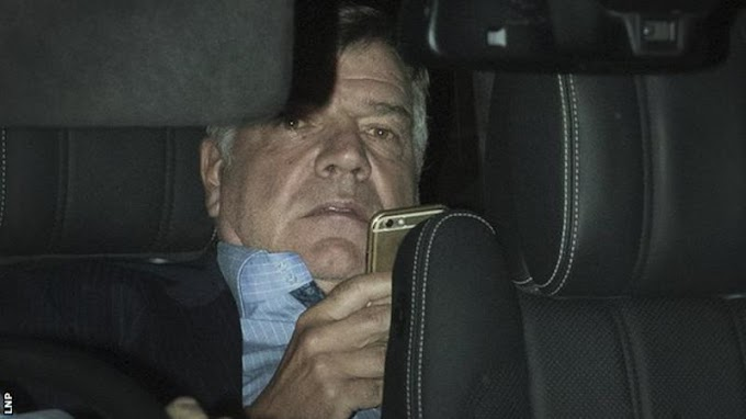 Sam Allardyce: England manager leaves after one match in charge