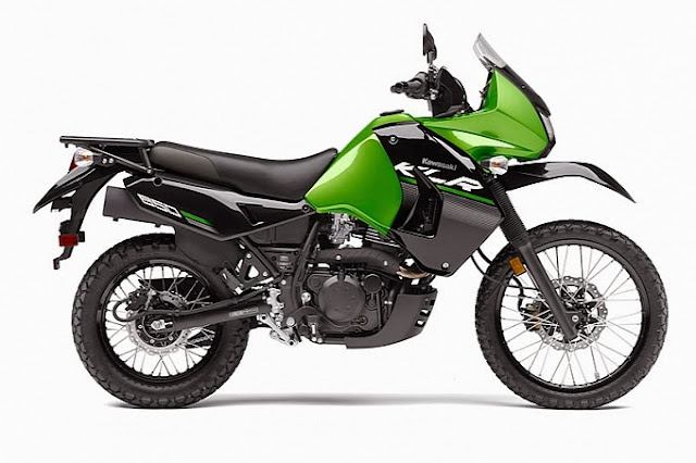 Kawasaki Shows A New Edition KLR650