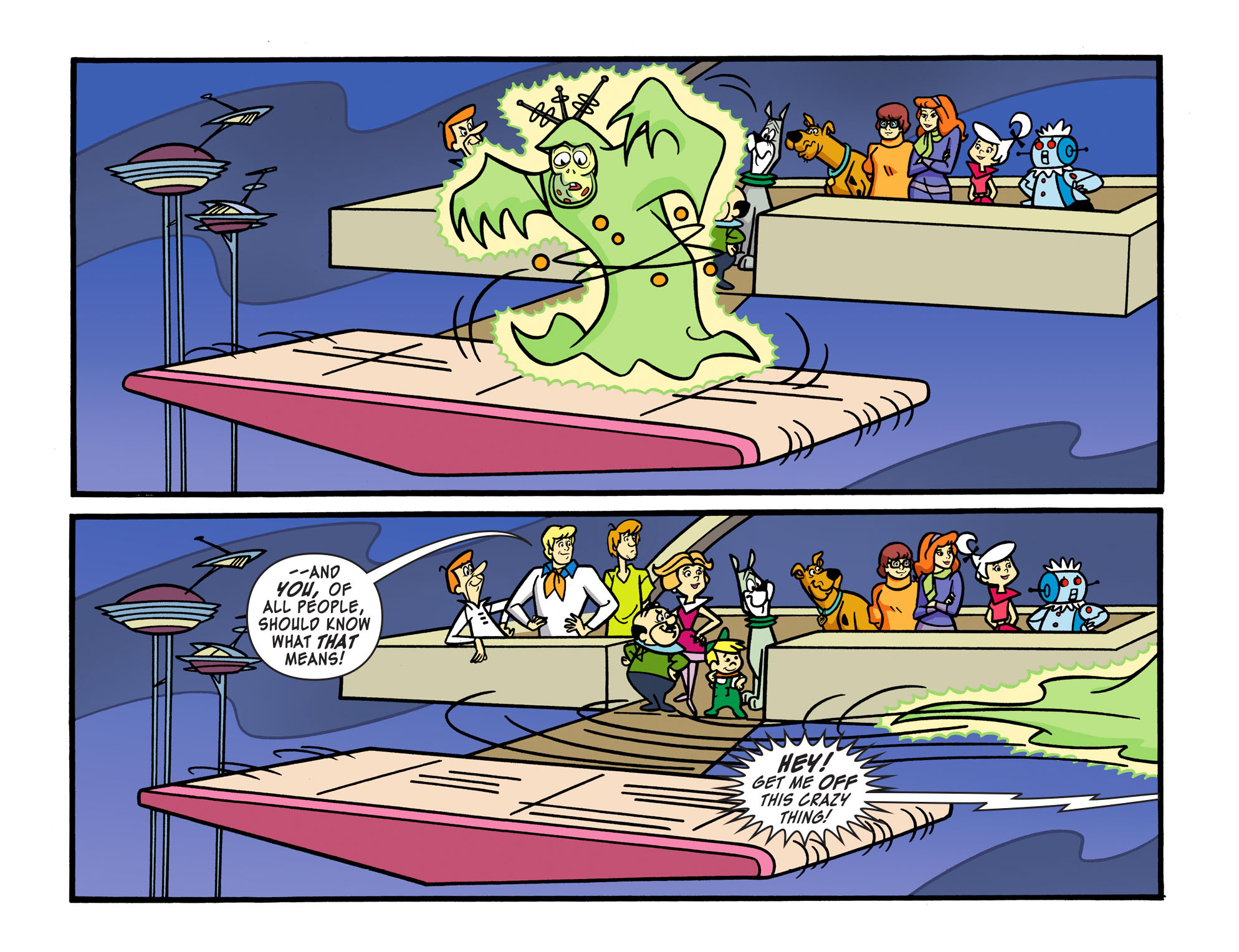 Read online Scooby-Doo! Team-Up comic -  Issue #16 - 13