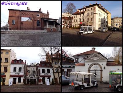 Kazimierz Cracovia via szeroka