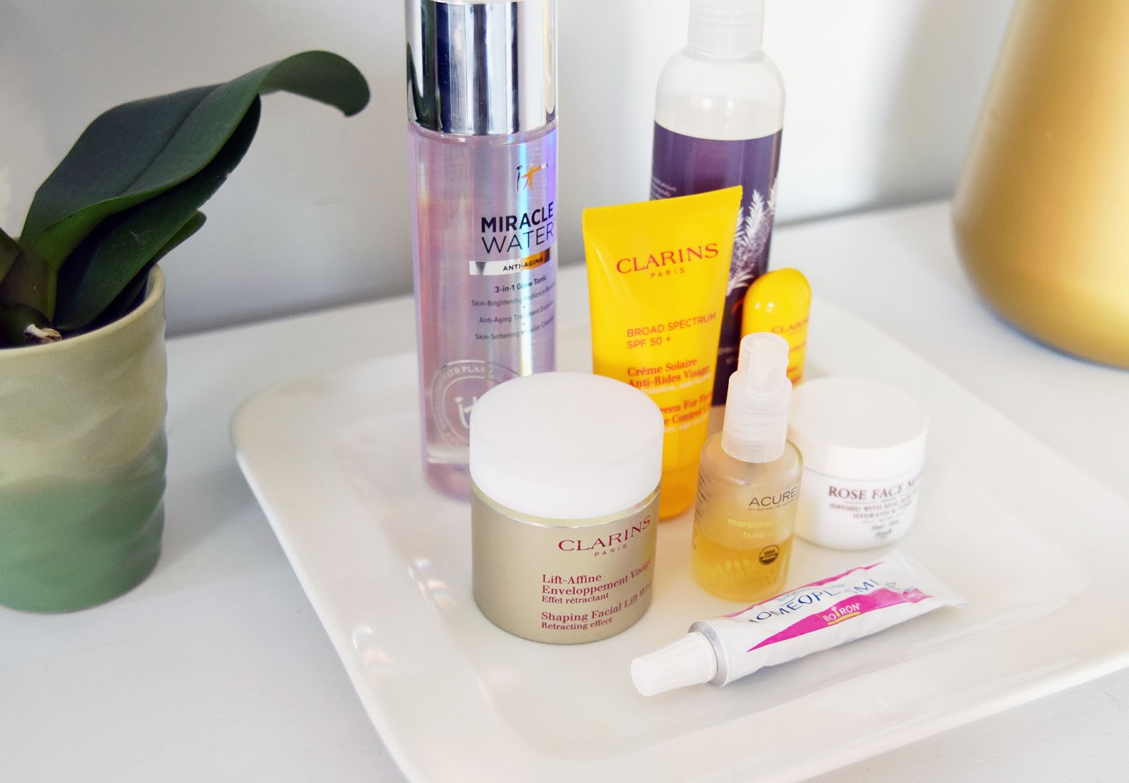 From Clarins to It Cosmetics to Maple Holistics, My Fall Beauty Favorites