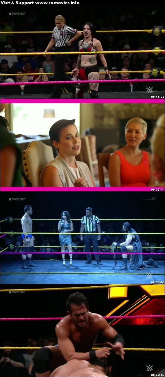 WWE NXT 04 October 2017 WEBRip 480p 200mb