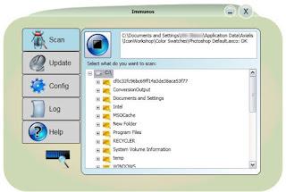 تنزيل برنامج لازالة الفيروسات المستعصية iMMunos
