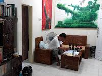 Lebih dekat dengan Jitet Koestana, Master Kartun dari Semarang
