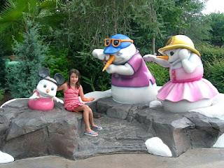Blizzard Beach Orlando florida