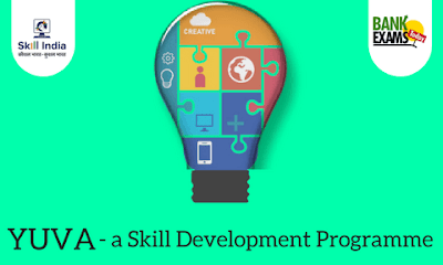 YUVA- a skill development programme.