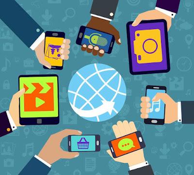 Usuarios digitales en el mundo 2017