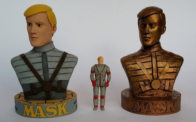 Celebrate M.A.S.K.'s 31st Anniversary With This Limited Edition Matt Trakker Bust