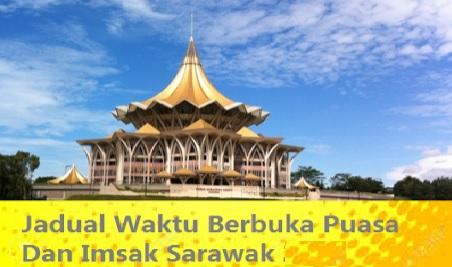 Jadual Berbuka Puasa Dan Imsak Sarawak 2017