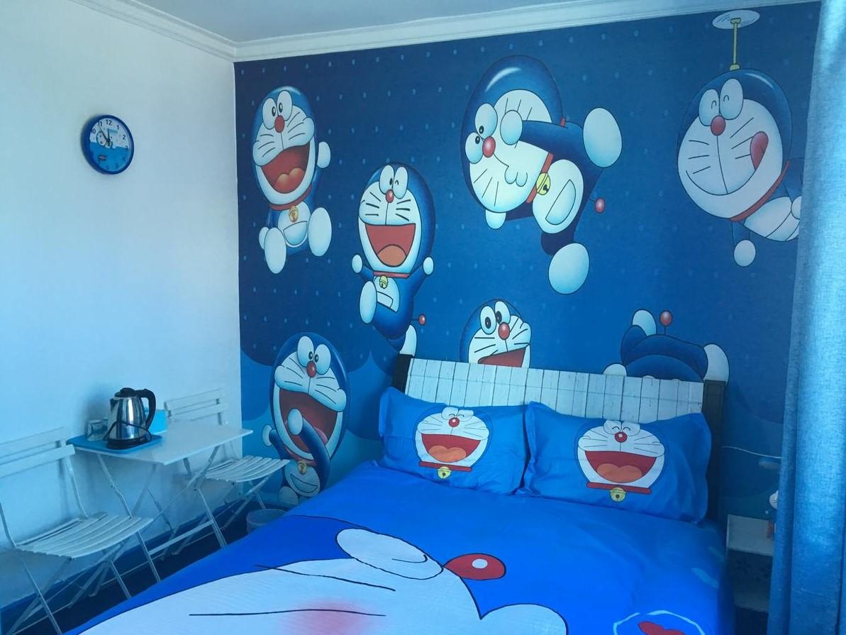 Konsep 31+ Gambar Cat Kamar Doraemon