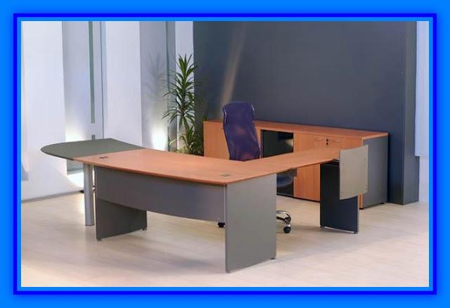 Escritorio para oficina modernos de melamina web del bricolaje dise o diy for Escritorios oficina modernos