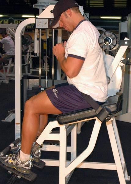 لتقوية عضلات الظهر السفلية