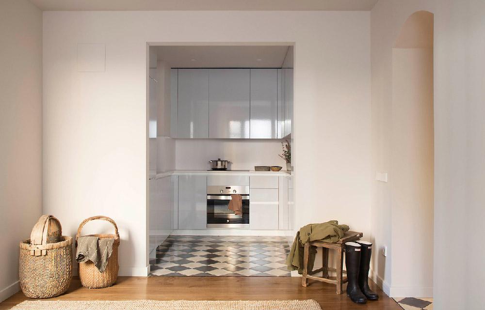 I nuovi interni di una casa del 1900 blog di arredamento for Architetture di interni casa