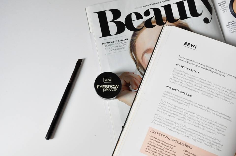 Mój makijaż brwi - krok po kroku | WIBO Sephora