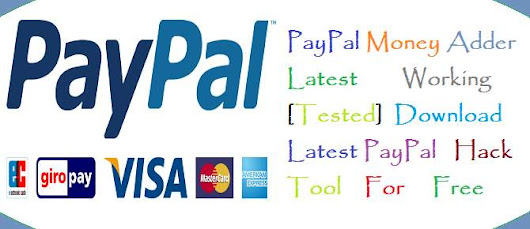Paypal Money Adder Working 2016