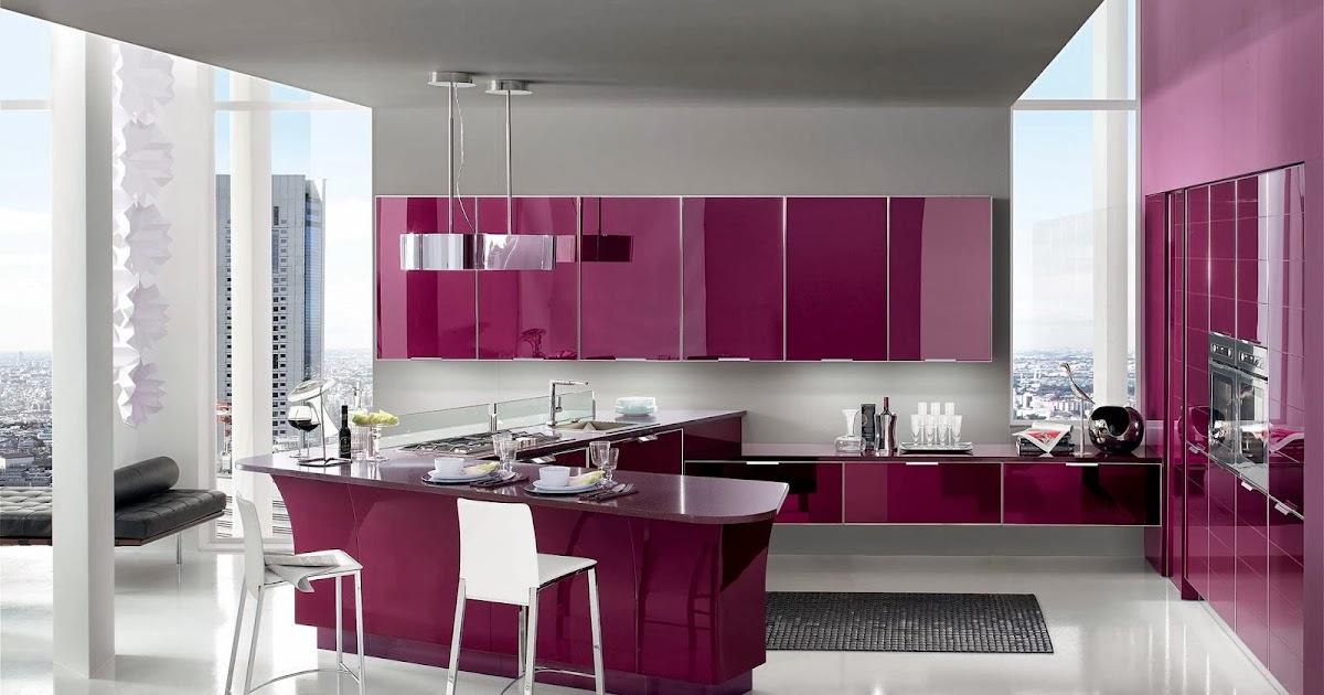 Cucine moderne le migliori soluzioni per arredare la tua - Soluzioni no piastrelle cucina ...