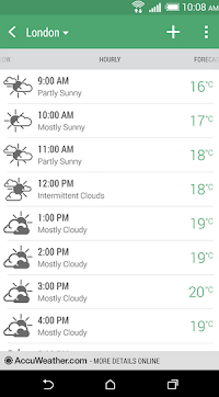 HTC Weather for Android (2)