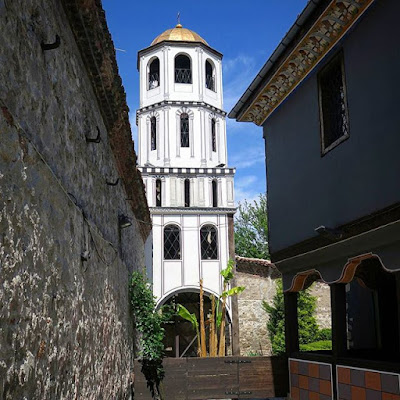 Iglesia de San Constantino y Elena, Plovdiv, Bulgaria