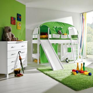 Decorar habitación para niño