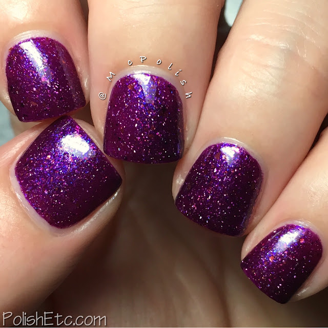 Pahlish - Hothouse Flowers - McPolish - Moth Orchid