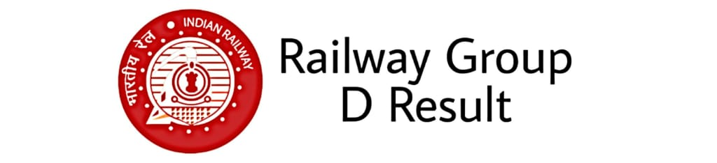 Railway Group D Result Railway Group D RRB Recruitment 2018