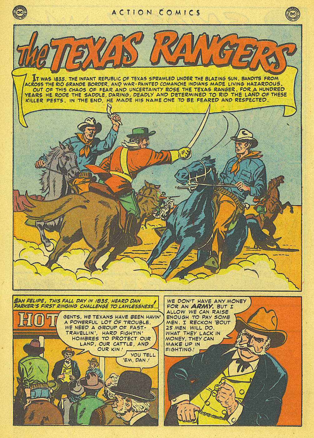 Read online Action Comics (1938) comic -  Issue #140 - 26