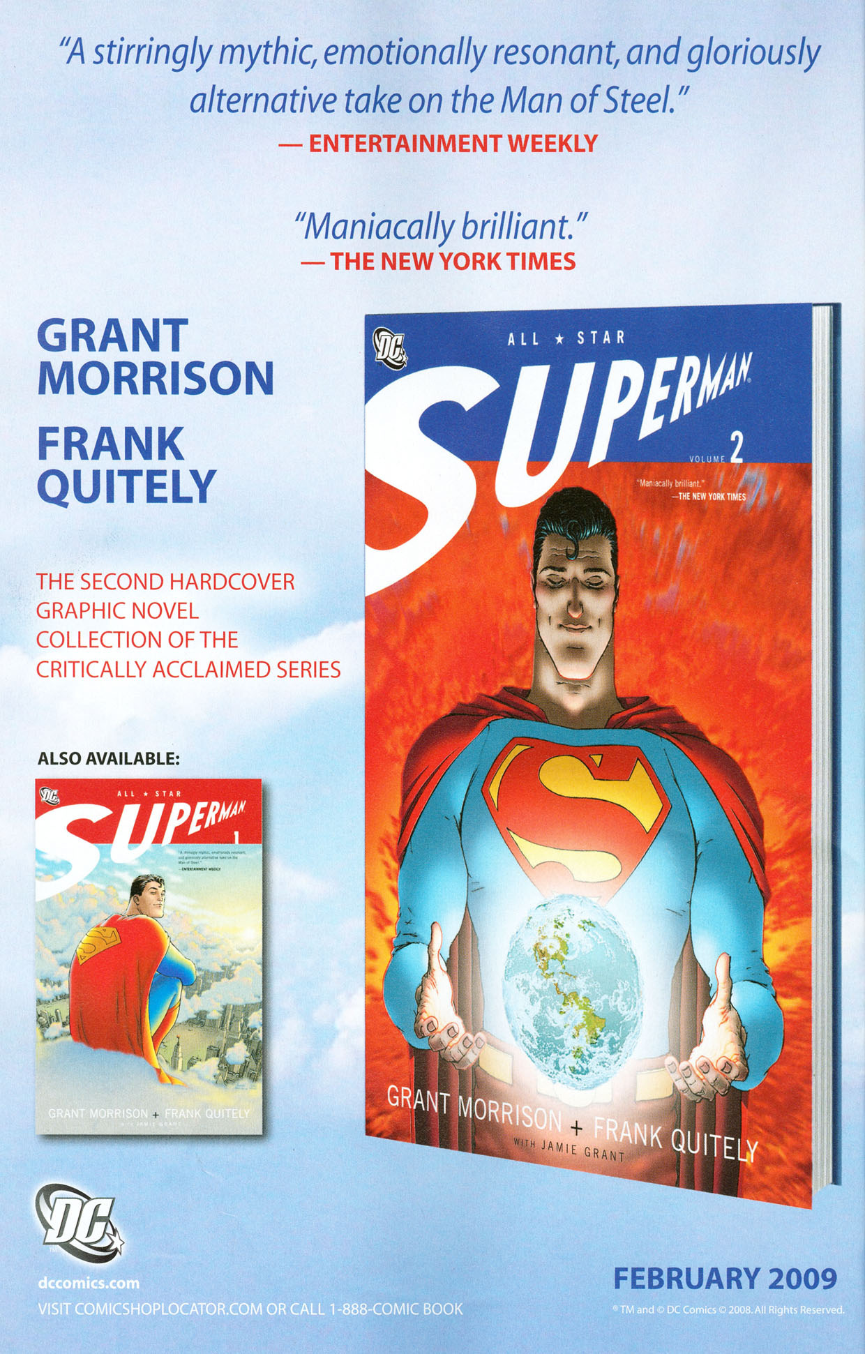 Read online Trinity (2008) comic -  Issue #31 - 33