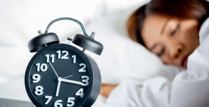 The Number Of Sleeping Hours You Need Depending On Your Age