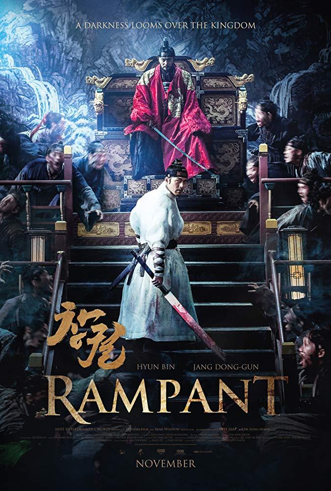 Review Filem Rampant