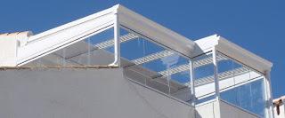 Instalación de techos de policarbonato