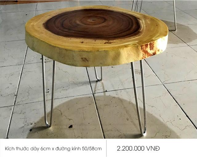 bàn ghế gỗ me tây giá rẻ