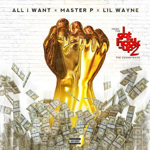 "Listen to ""All I Want"" by Master P & Lil' Wayne (((AUDIO)))"