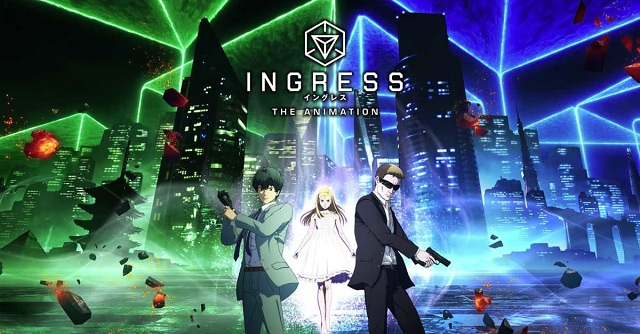 Ingress the Animation Subtitle Indonesia
