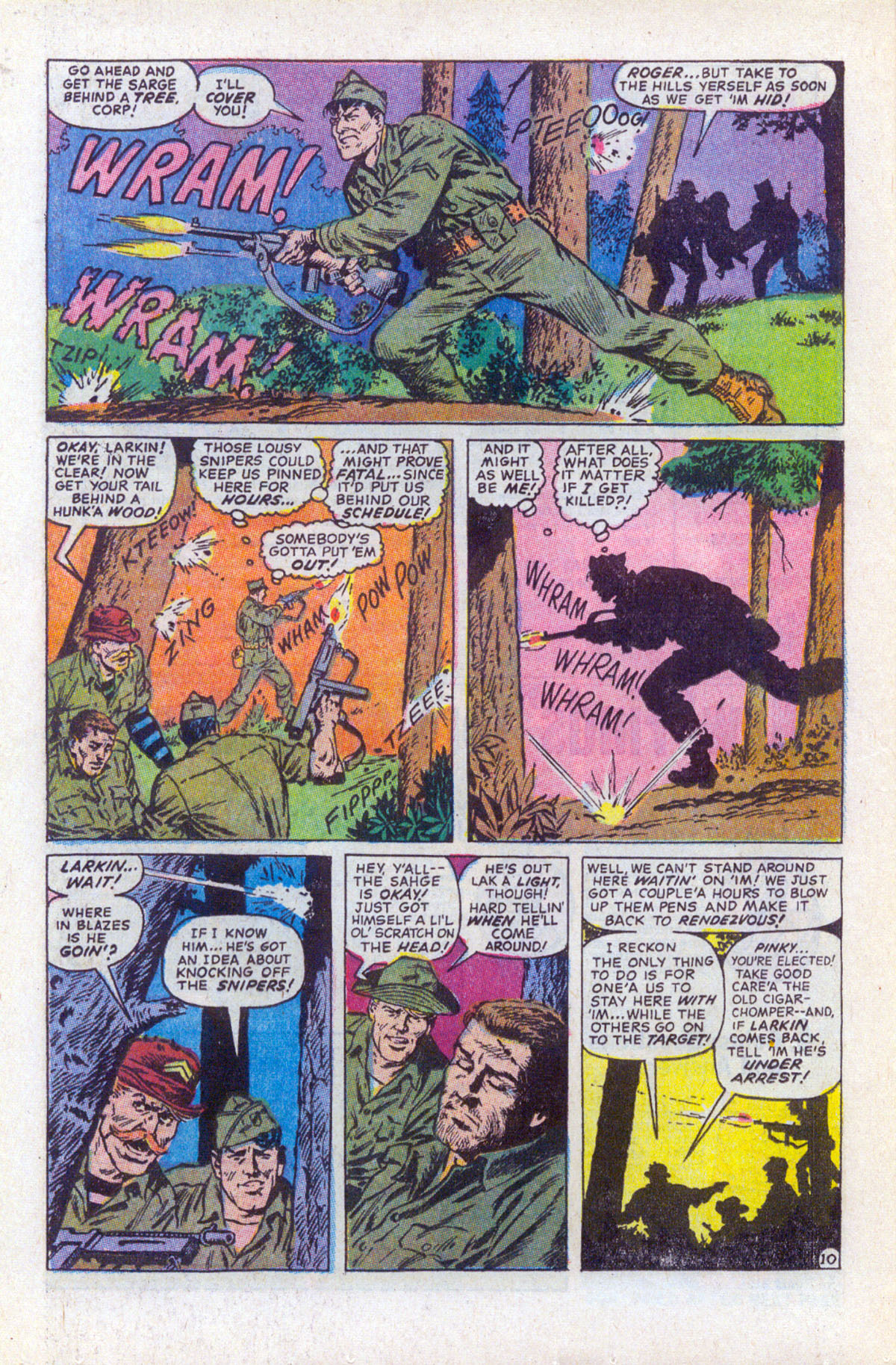 Read online Sgt. Fury comic -  Issue #63 - 16