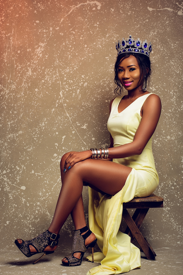 Check Out Hot New Photos Of Christiana kalu , 2016 Miss New Nigeria Beauty Queen