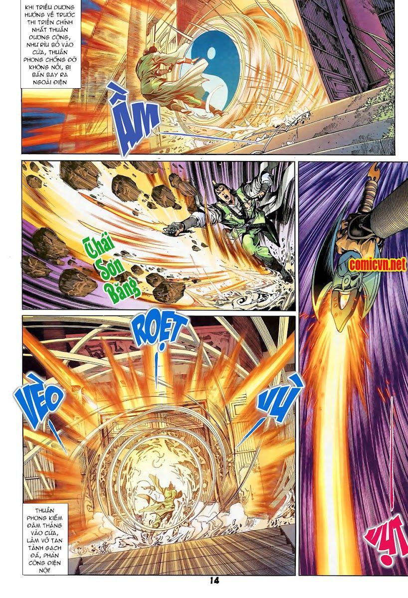 Đại Đường Uy Long chapter 88 trang 15