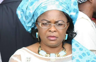Patience Jonathan denies link with companies that pleaded guilty to money laundering charges