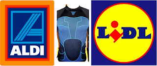 Lidl Clothing - Aldi Clothing