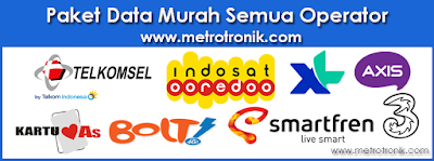 Paket Data, Internet, Kuota Murah Di TELUK WONDAMA
