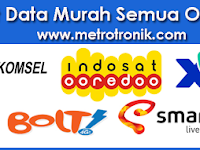 Paket Data, Internet, Kuota Murah Di WONOSOBO