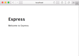 Sample Express App