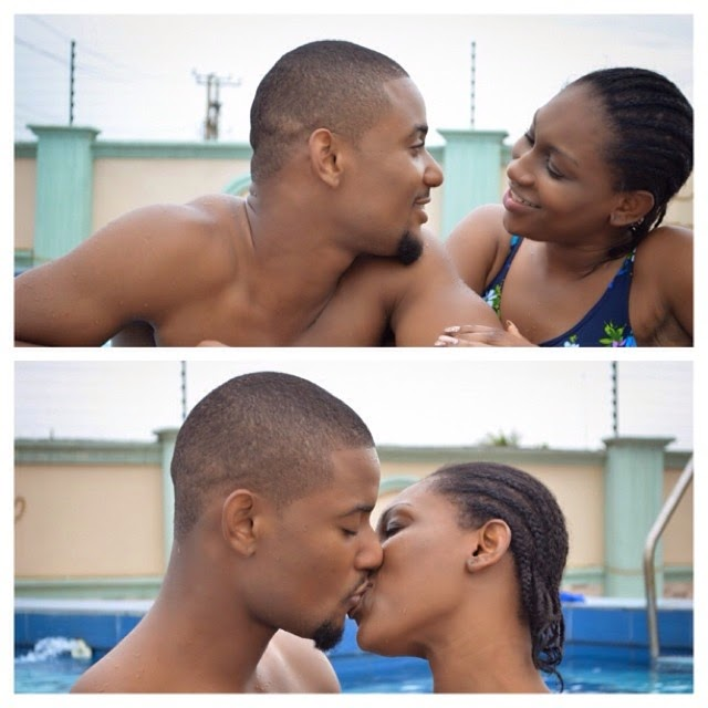 ebube nwagbo alex ekubo kissing