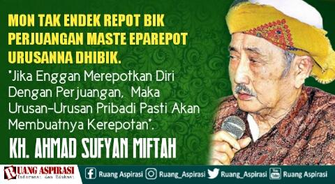 KH. Ahmad Sufyan Miftahul Arifin