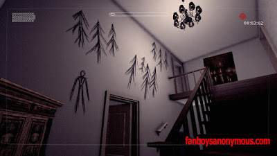 Slender slenderman arrival video game online horror scary creepypasta