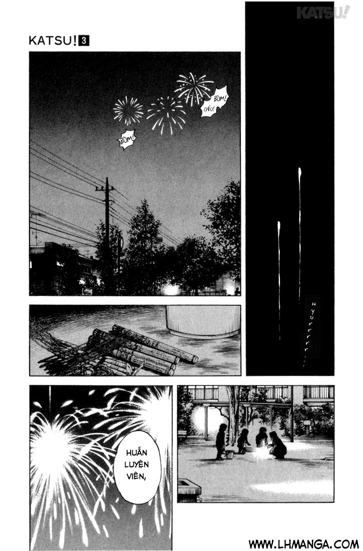 Katsu! chương 022: thứ mà nó thật sự thích là... trang 15